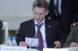 Сергей Дубик