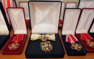 Медали Дома Романовых