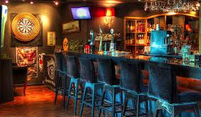 пустой бар