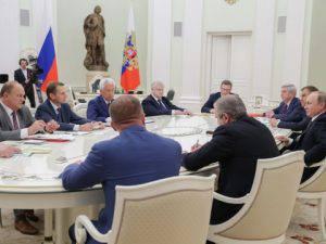 Путин-встреча с ГД